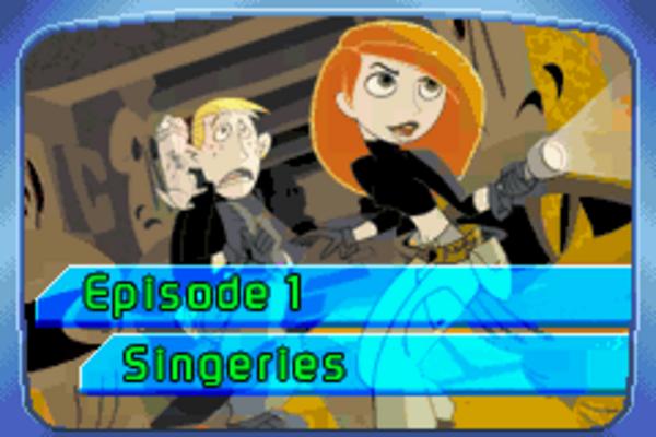 Team Possible - épisode 1 - singerie