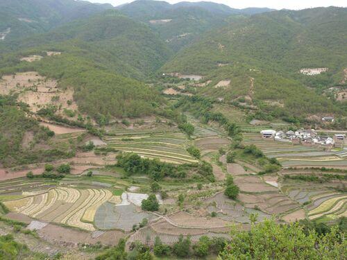 Lijiang - Xiaguan (Dali)