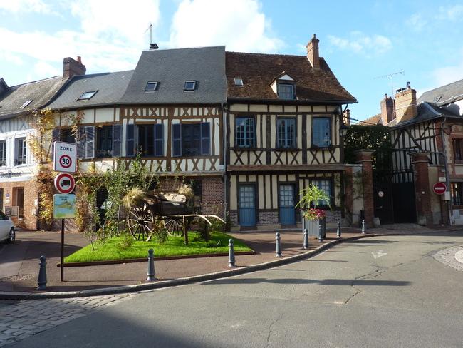 Lyons la Forêt - 2 -