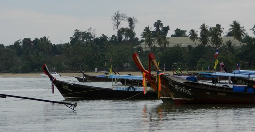 THAILANDE Krabi (au sud)