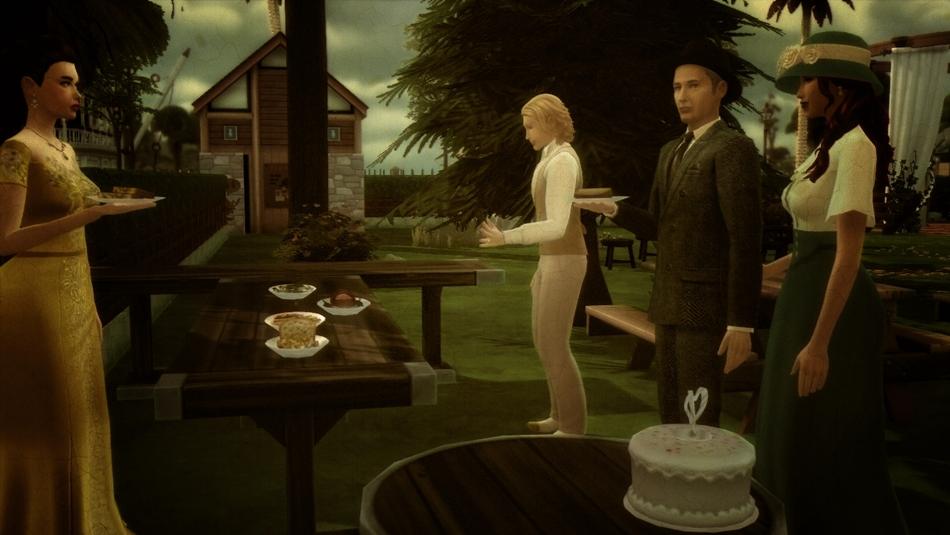 [DC] Prologue : Un mariage de printemps (4/5)