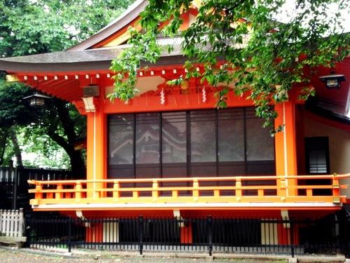 Jours 5 (21 juin 2013) – Visite du quartier de Shinjuku & visite du Sanctuaire Hanazono-Jinja