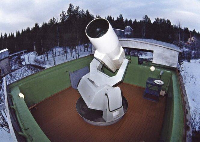 """Le robot-télescope ouralien permettra de voir """"au-delà du bout de l'Univers"""""""