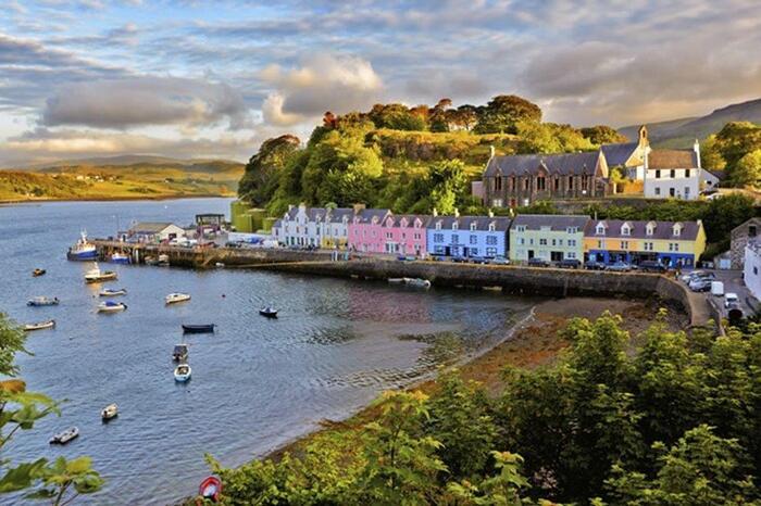 Visite De L'île De Skye En Écosse...