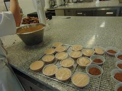 Le secteur pâtisserie, fournisseur des Schools Winter Games
