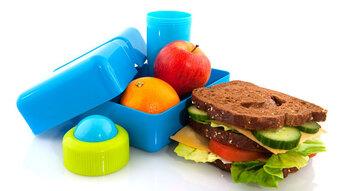 3 lunchs complets et santé
