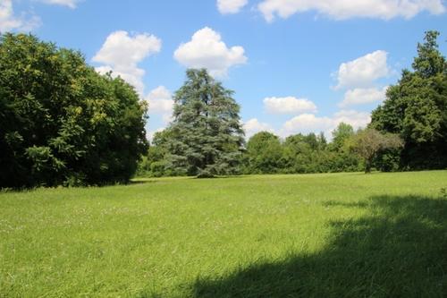 Les jardins du château de La Motte-Tilly