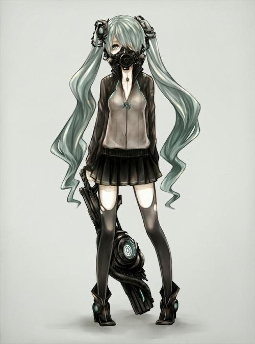 Image de hatsune miku, vocaloid, and anime