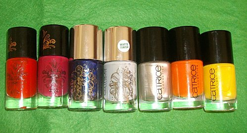 catrice nail 001