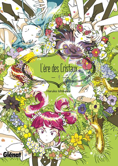 L'ère des cristaux - Tome 04 - Haruko Ichikawa