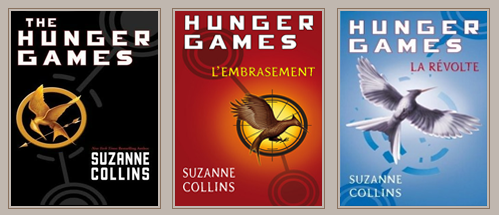 « Hunger Games : tome 3 » de Suzanne Collins.