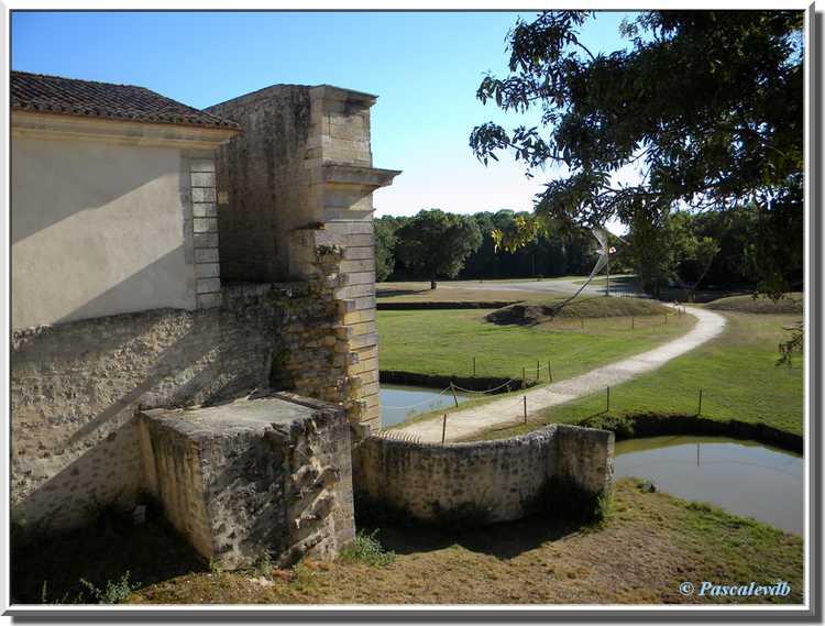 Fort Médoc - Demi-lune