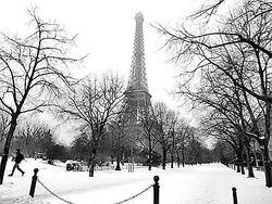 Défi 201: quand Paris s'enrhume