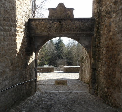 Pérouges cité médiévale