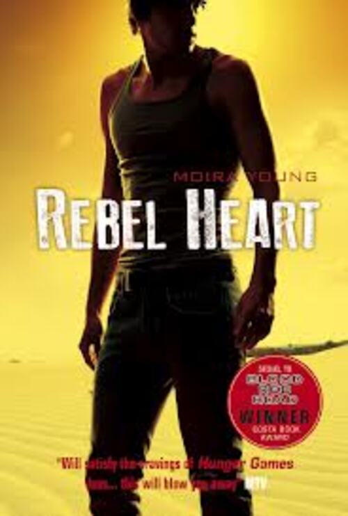 Rebel Heart - Moïra Young - Scholastic