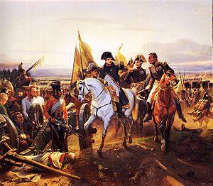 Napoleon-à-Friedland-par-Horace-Vernet-1789-1863-Paris-Fra