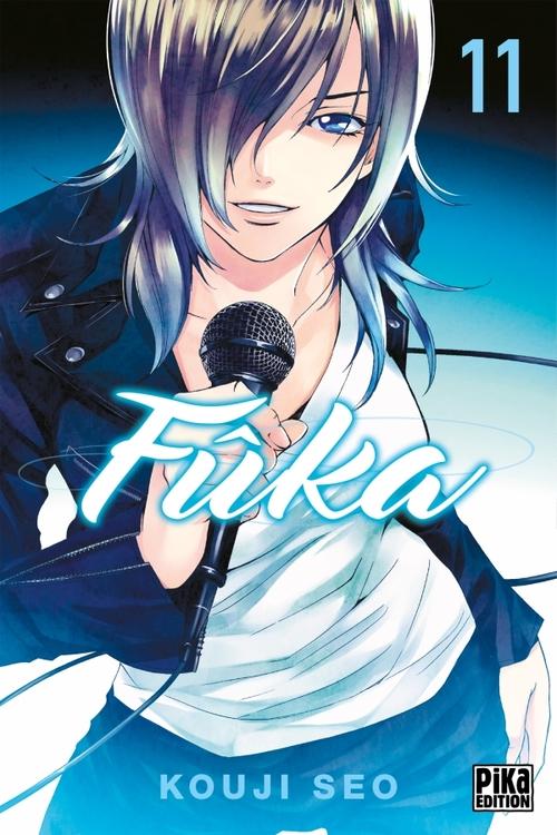 Fûka - Tome 11 - Kouji Seo