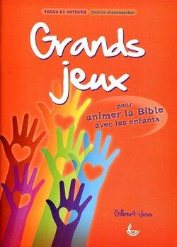 Livre de jeux bibliques