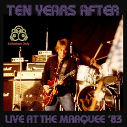 TEN YEARS AFTER - Live At The Marquee '83