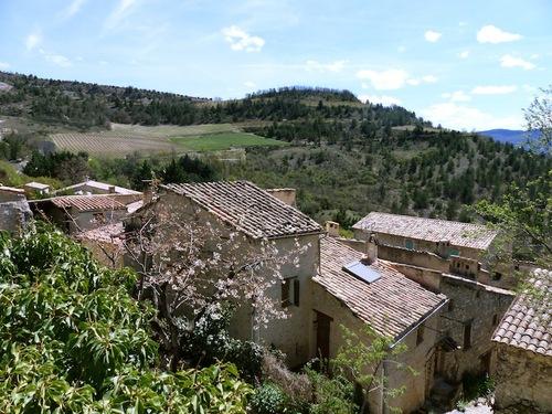La vallée de l'Ennuye (Drôme)