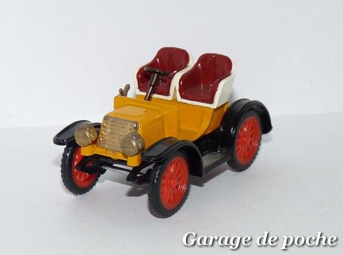 """Luc Court """"course 2 baquets"""" 1901 RAMI JMK"""