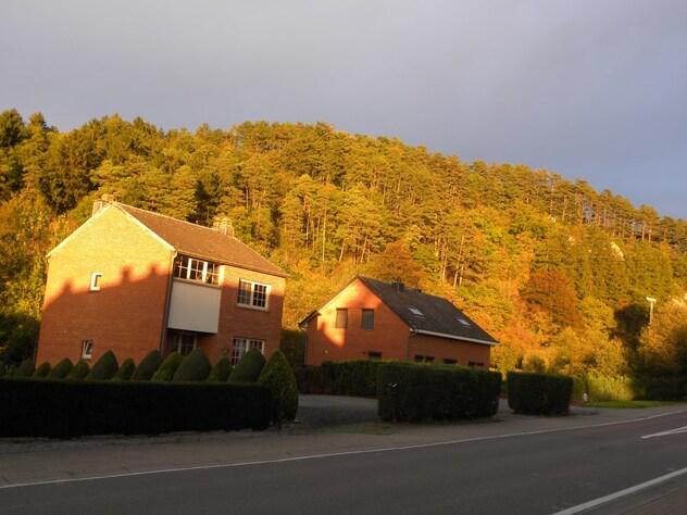 L'automne à Bomal