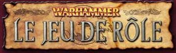 Warhammer le jeu de rôle: réalisation d'une carte