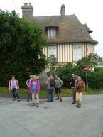 La randonnée du 10 juin à Franceville