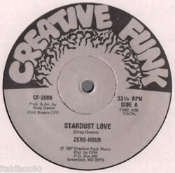 Zero Hour - Stardust Love