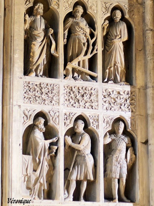 Champagne-Ardenne Marne Reims cathedrale 24