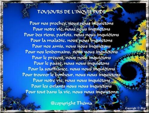 De mon Amie Théma