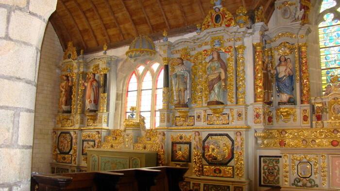 Chapelle Sainte Marie du Menez Hom