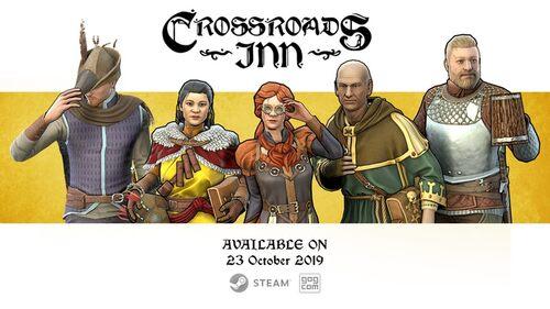 NEWS : Crossroads inn, demandez le programme !*