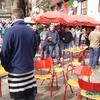 Porto - supporters anglais de Manchester (11)