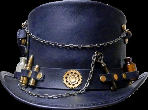 Steampunk-Chapeaux