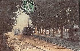 Logo de Compagnie du chemin de fer de Saint-Quentin à Guise
