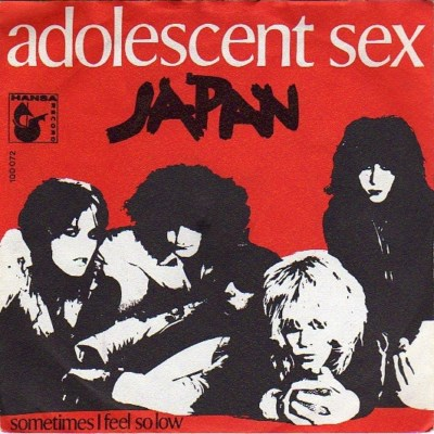 Japan - Adolescent Sex - 1978