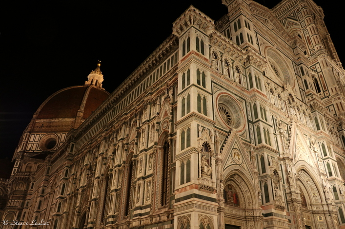 Le Duomo by night