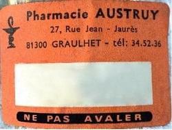 - Pharmacie