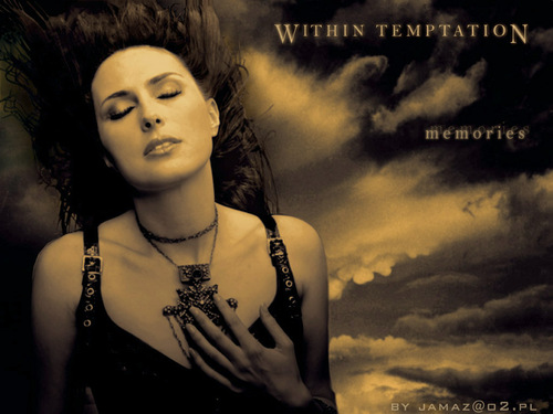 WITHIN TEMPTATION - Somewhere  (Romantique)