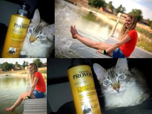 Soin pro ultra nourrissant sans rinçage Franck Provost