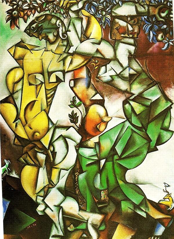 Chagall 3 -