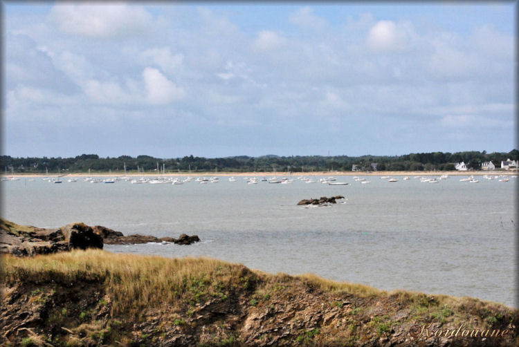 Photo de la Pointe de Pen-Bé en Loire-Atlantique