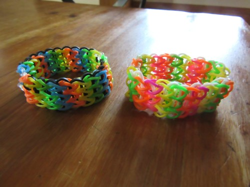 Création de bracelets !
