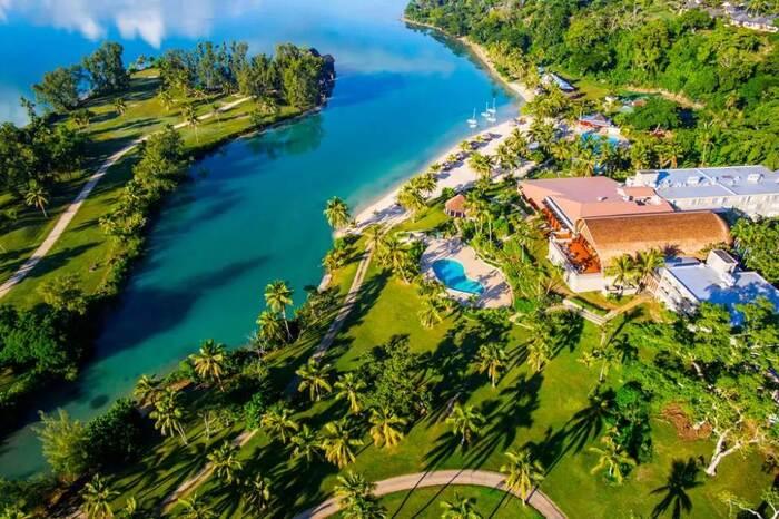 La république De Vanuatu