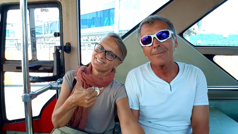 30 Août 2018 - Deux jours de voyage... et retour à l'Oustau.
