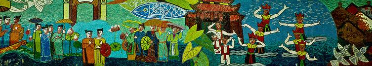 2-Circuit marchés ethniques et rizières en terrasses