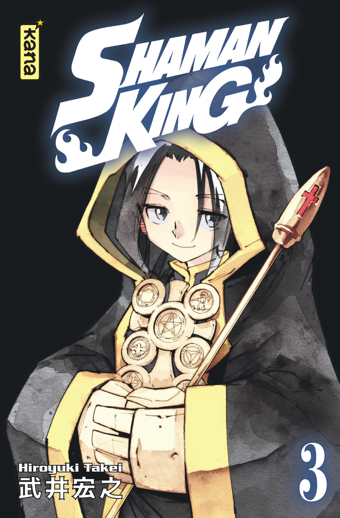 Shaman King Star Edition T3 | Kana
