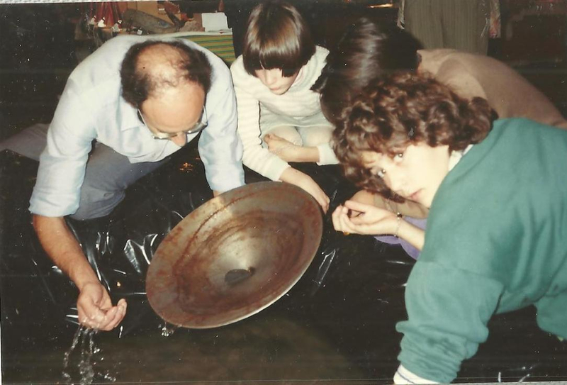 Club le Béryl Mai 1990 2ème Bourse Foyer Roger Panouse 012