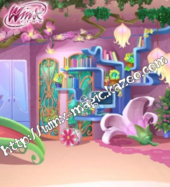 Chambre de Flora saison 5